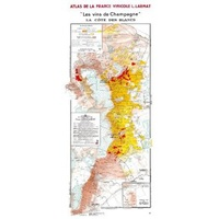 Larmat Champagne Maps Complete Set of 6